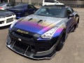 日産 R35 GT-R チューニングメニュー